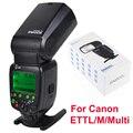 SHANNY SN600C на камеры speedlite вспышка вспышка для Canon ETTL/M/Multi высокоскоростной синхронизации 1/8000 s GN60