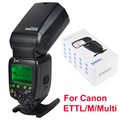 SHANNY SN600C on-camera speedlite flashgun flash for Canon ETTL/M/Multi High-speed sync 1/8000s GN60