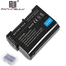 цена на 1x EN-EL15 en el15 digital battery for Nikon D7200 SLR camera battery D7000 D7100 D7500 D610 D750 D810 D850 Z6 Z7 D500 Tracking