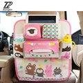 ZD Автомобильная мультяшная Детская сумка для Alfa Romeo 159 BMW E46 E39 E36 E90 Audi A3 A6 C5 A4 B6 B8 чехлы-органайзеры для багажа