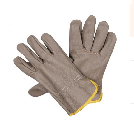 The first layer of domestic private driver gloves and full-leather welder gloves catalog of teratogenic agents first edition