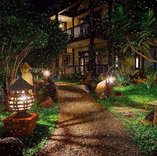 High Quality outdoor garden spotlights