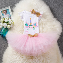1 Year Old Cute Baby Dress Smash Cake Dresses For Baby Girl