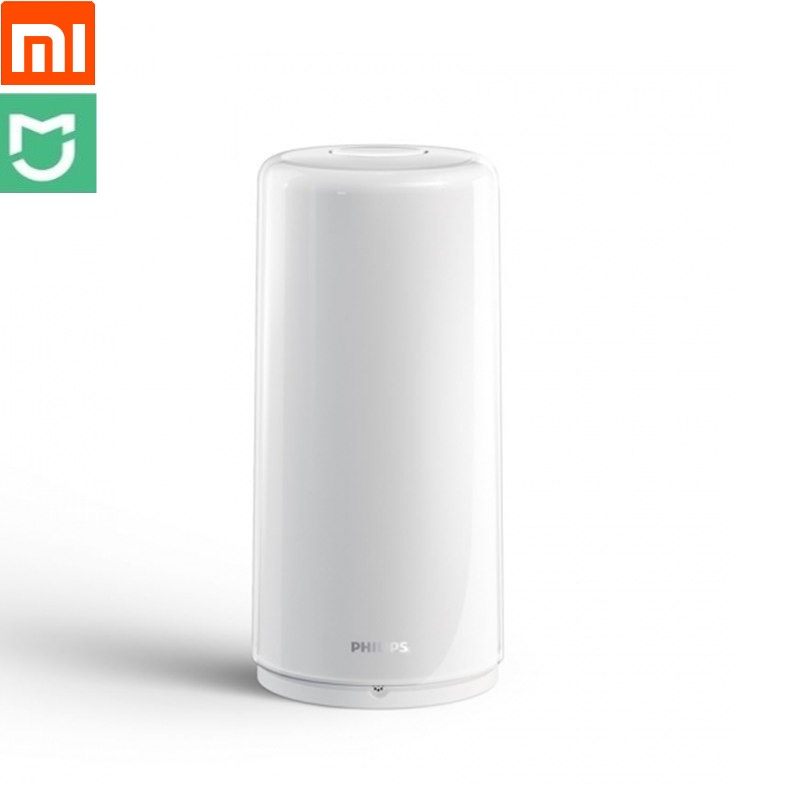 Xiaomi Philips Customize Smart LED Bedside Lamp RGBW Dimmable Night Light USB Type C WiFi Bluetooth