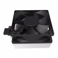 Новые A3 неклассифицируемых качество Офис Процессор Вентилятор охлаждения Cooler для Desktp компьютер 12 В вентилятор охлаждения для AMD Athlon64