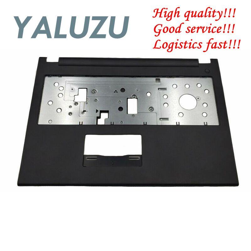 YALUZU NEW Top Cover Upper Case For Dell Inspiron 15 3541 3542 3543 Palmrest 0M214V M214V Black