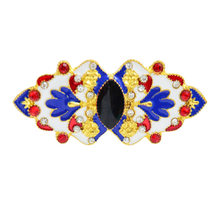 mziking New Rhinestone Bowknot Brooches for Women Crystal Enamel Collar Badge Pin Homme Broaches Clothing Accessories Jewelry(China)