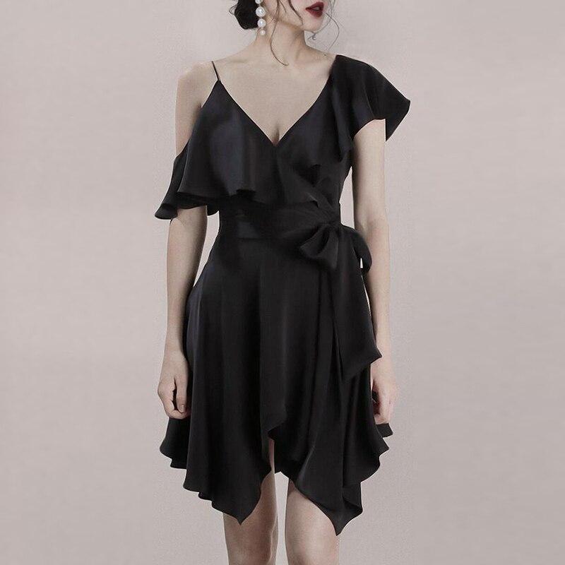 INDRESSME-2019-New-Fashion-Off-the-Shoulder-V-Neckline-Sashes-Ruffle-Women-Party-A-Line-Midi