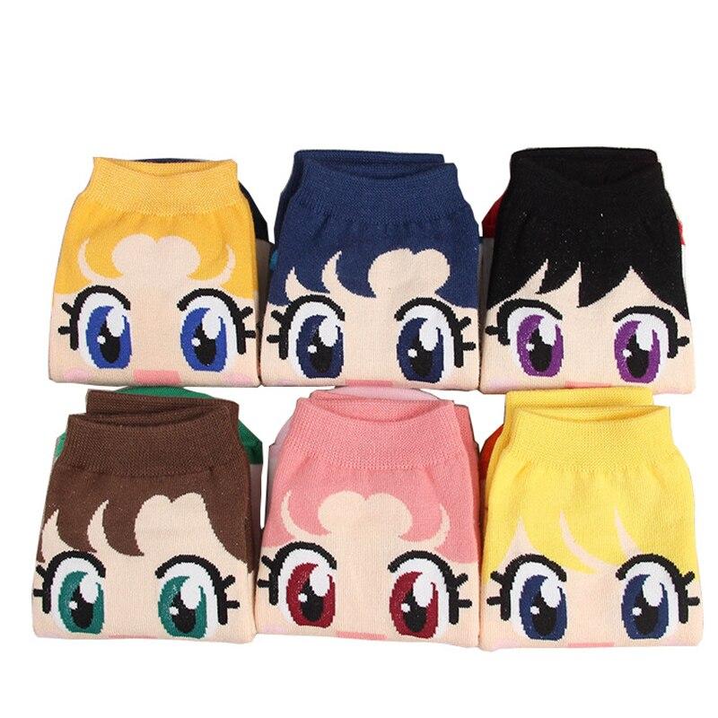 Mädchen Kleidung Mutter & Kinder Warnen Kinder Kleidung Sailor Moon Cartoon Kinder Socken Kinder Marvel Prinzessin Socken Kurze-barrel Cartoon Boot Socken Für Mädchen