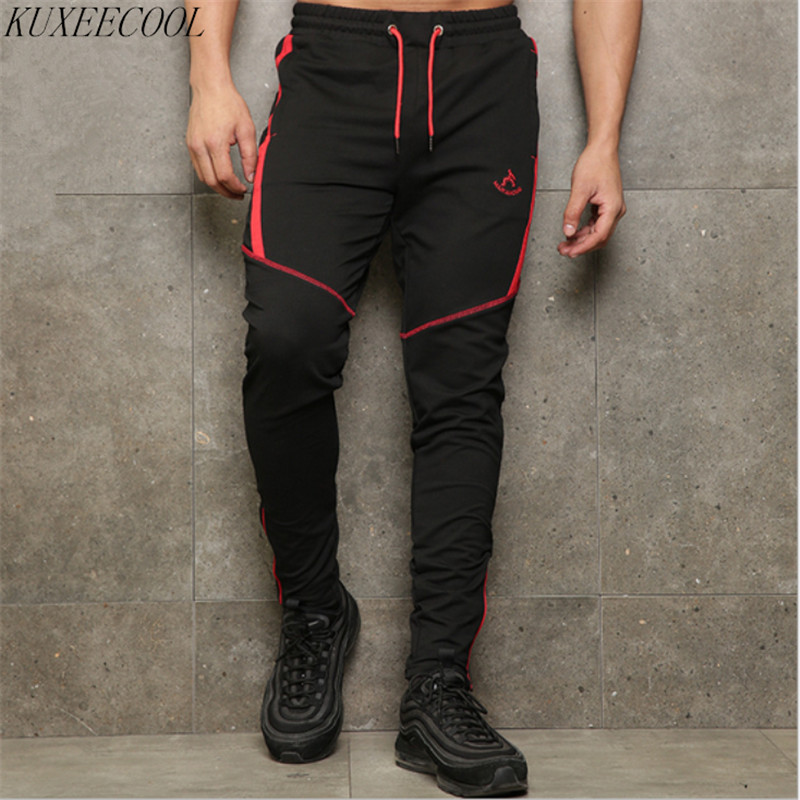 2018 Fitness in the fitness lounge cotton small-leg toilet pants