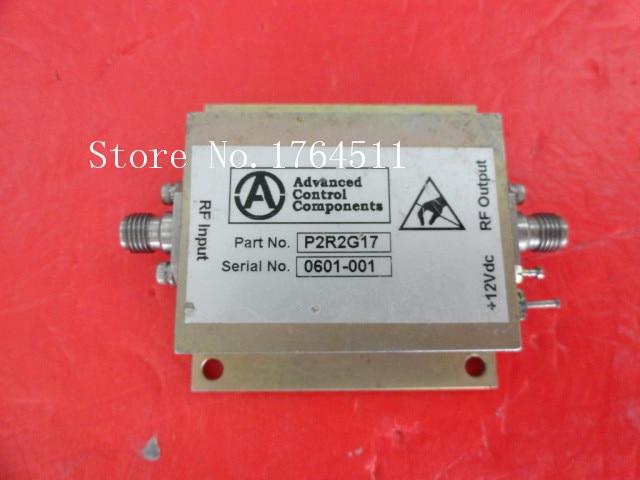 [BELLA] ACC P2R2G17 Vin:12V SMA Supply Amplifier