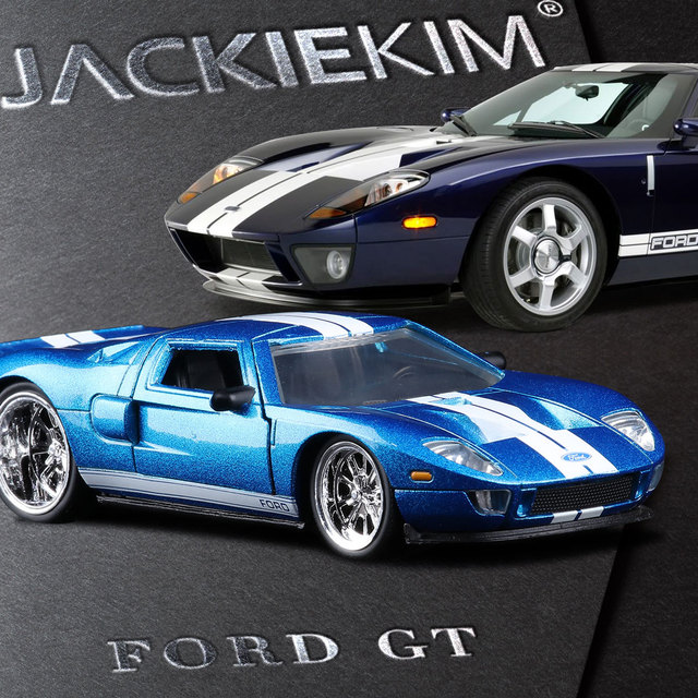 Jada  Scale High Simulation Alloy Model Carford Gt Fast Furious