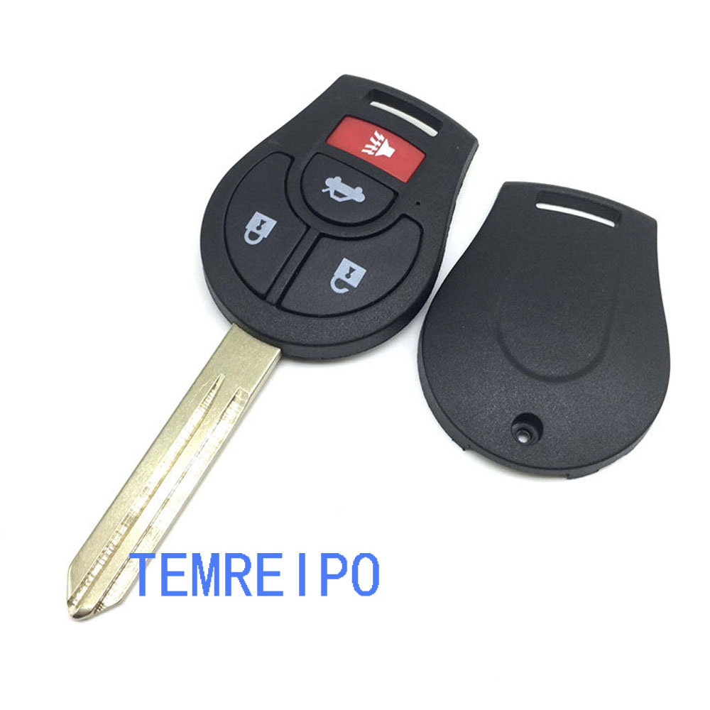 Key Fob Replacement >> Replacement Case Fob Remote Key Shell 3 1 Button For Nissan Maxima Altima Sentra Versa Key Fob Replacement Key Fobs For Cars From Alisashop 4 03