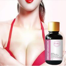 FiiYoo Herbal Breast Enlargement oil Effective Full Elasticity Enhancer Increase Tightness Big Bust Care