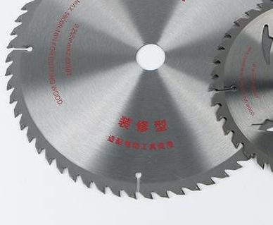 105mm 180mm Diameter 40T 60T Power Tool Accessories Gear Saw Web Woodworking Aluminum Bench Saw Alloy Saw Blade Decoration Type