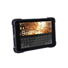 3G IP67 Waterproof 8 Inch 800*1280 IPS Windows 10 Home / Android Tablet 32G / 64G Tablet PC NFC Rugged Tablet
