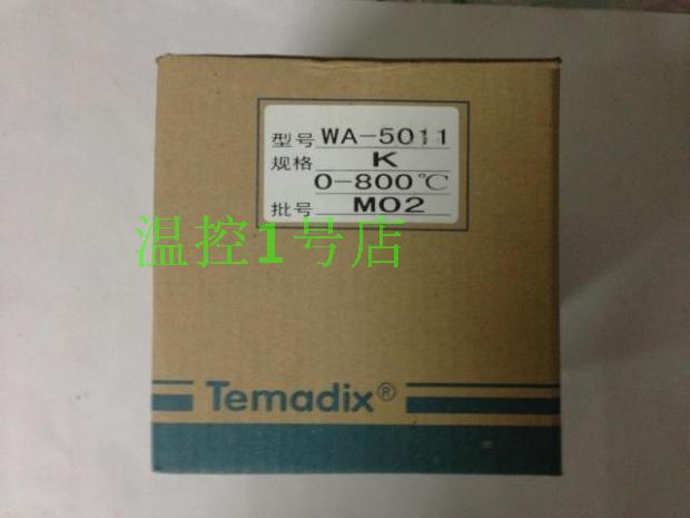 Authentic Temadix / Yuyao temperature Instrument Factory WA-5011 intelligent temperature WA-5000 authentic temadix yuyao temperature instrument factory wg 5011 wg 5000 intelligent temperature control