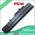 5200mah Batterie Pour  for MSI Wind U100 U110 U115 U130 U135 BTY-S11 BTY-S12 Black