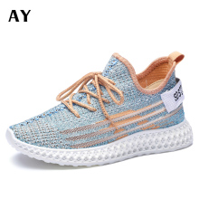 AY New Women's Shoes Women Ultralight Breathable Running Shoes Comfortable Outdoor Sports Jogging Walking Female Sneakers цена