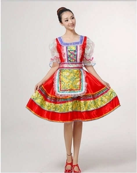 Aliexpress.com  Buy traditional russian costume chinese traditional dance costume girls chinese ...