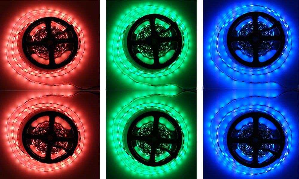 HTB1KYv XZvrK1Rjy0Feq6ATmVXaC 10M WiFi LED Strip Light RGB Tape Diode Neon Ribbon tira fita 12V SMD5050 5M Flexible Light String With WiFI Controller adapter