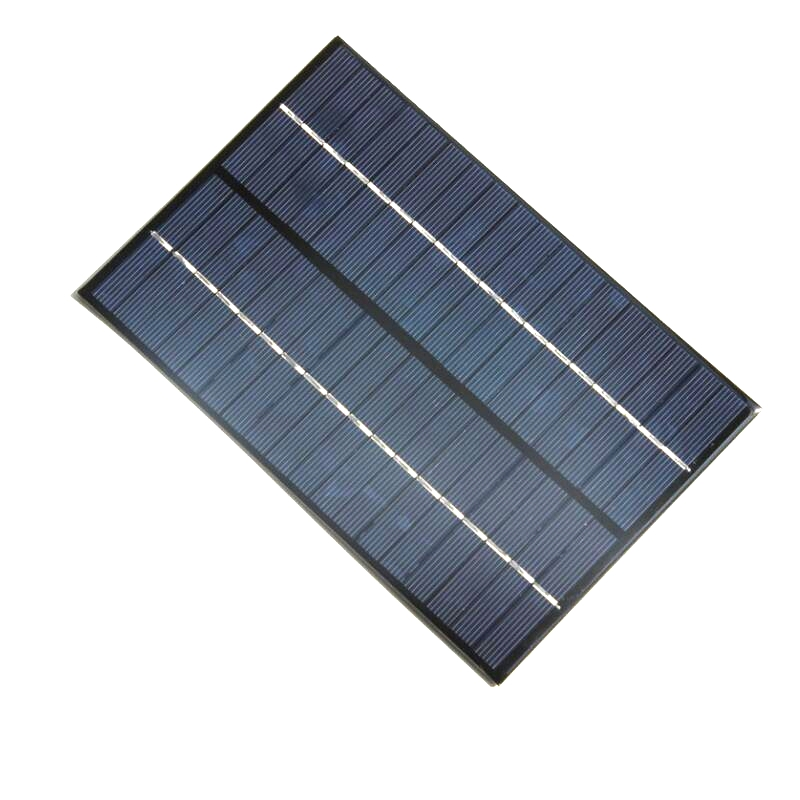 High Quality 4 2W 18V Mini Solar Cell Polycrystalline DIY Solar Power For 12V Battery Charger