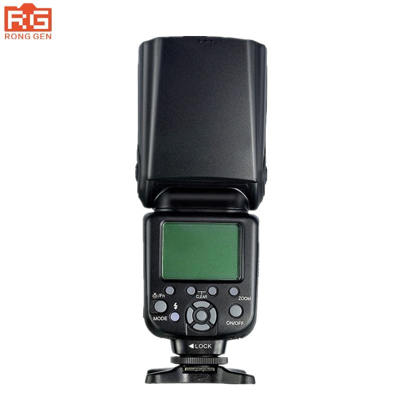 TRIOPO TR 982 II 1 8000 HSS Multi LCD Wireless Master Slave Mode Flash Light Speedlite