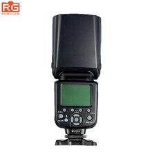 Triopo TR-982 II 1/8000 HSS multi ЖК-дисплей Беспроводной ведомый режим вспышки света вспышки Speedlite для цифровых зеркальных фотокамер Nikon Камера Беспроводной триггер