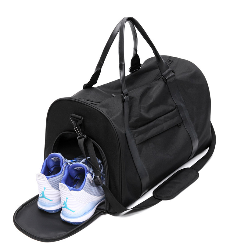 Bags For Women&Men Black Waterproof Oxford Car Duffle Men Travel Bags Organizer Bolsa Malas De Viagem