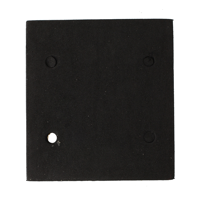 HHO-Makita 4510 Black Foam Replacement Sander Back Pad Sanding Machine Mat
