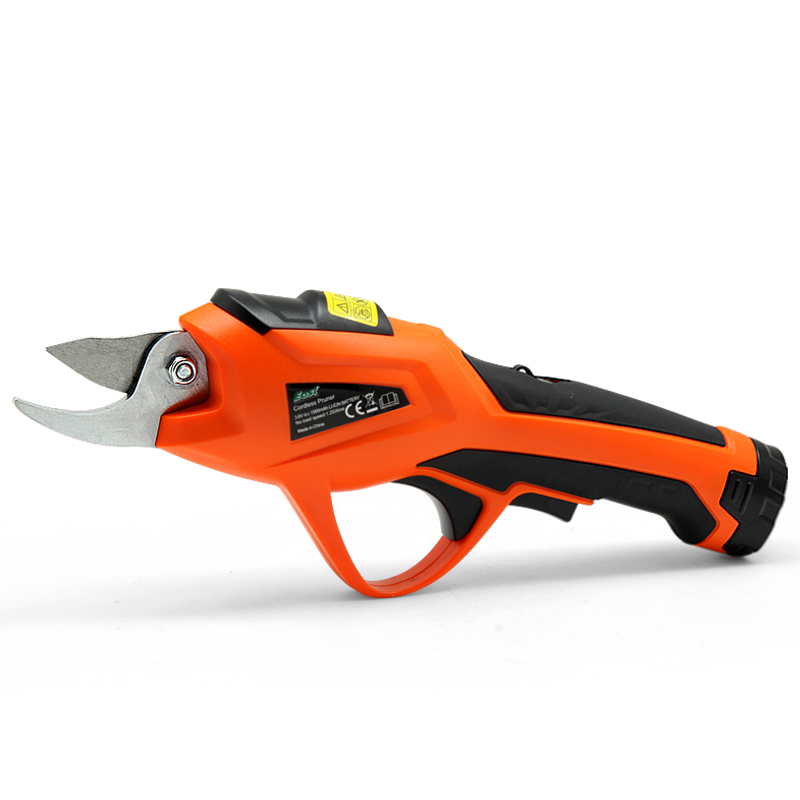 Image 3 - EAST Power Tools 3.6V Li ion Battery Cordless Secateur Branch Cutter Electric Fruit Pruning Tool Shear to Ol Fruit ET1505-in Pruning Tools from Tools