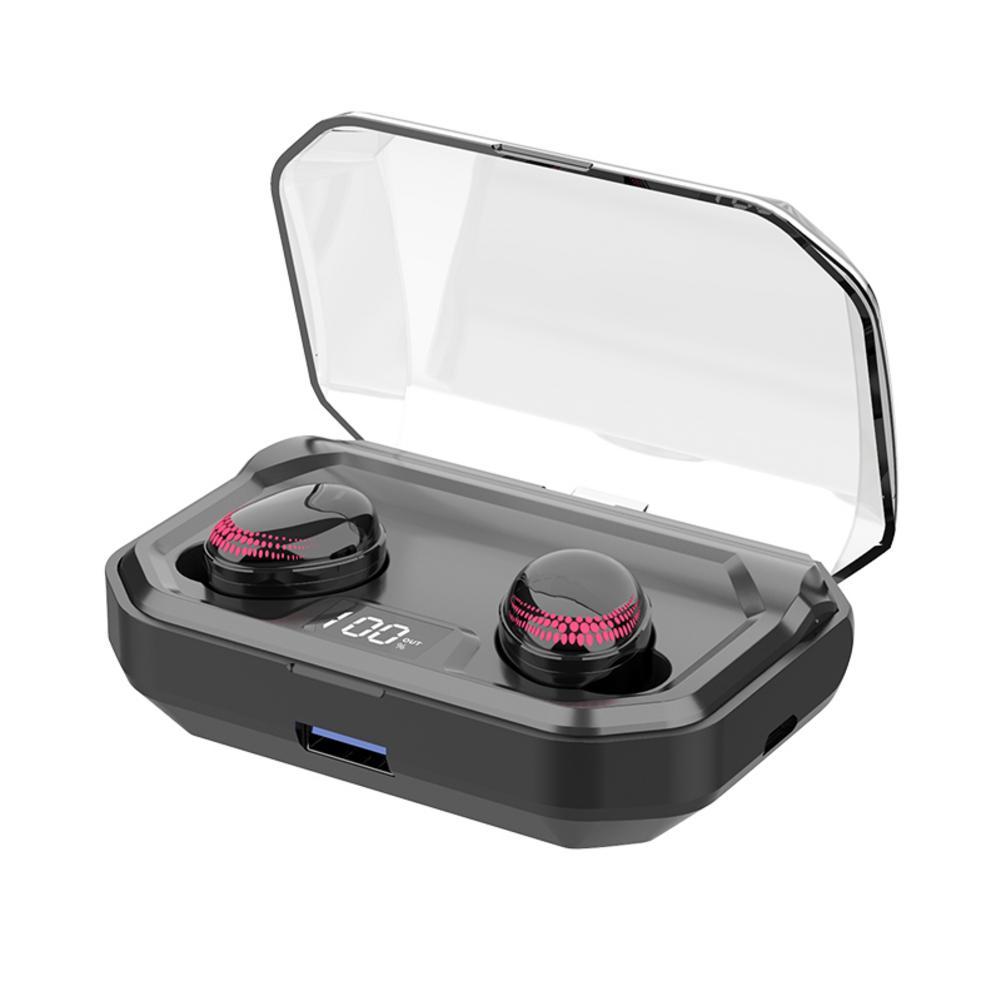 Bluetooth 5 0 Smart Touch TWS Earphone Wireless Headset Earbuds Stereo Head Phones fone de ouvido