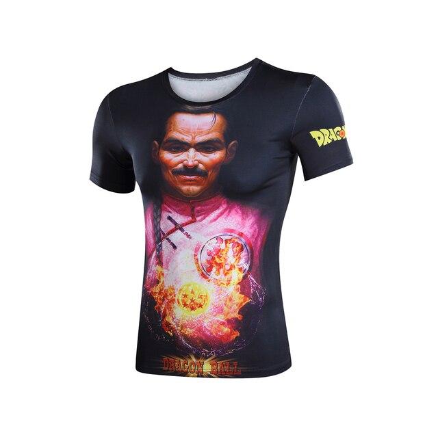 Dragon Ball Z Vegeta Short Sleeve T-shirt