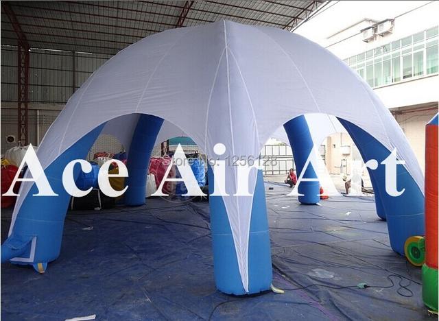 Fábrica diretamente venda da promoção barraca inflável gaint cúpula tenda com preço competitivo