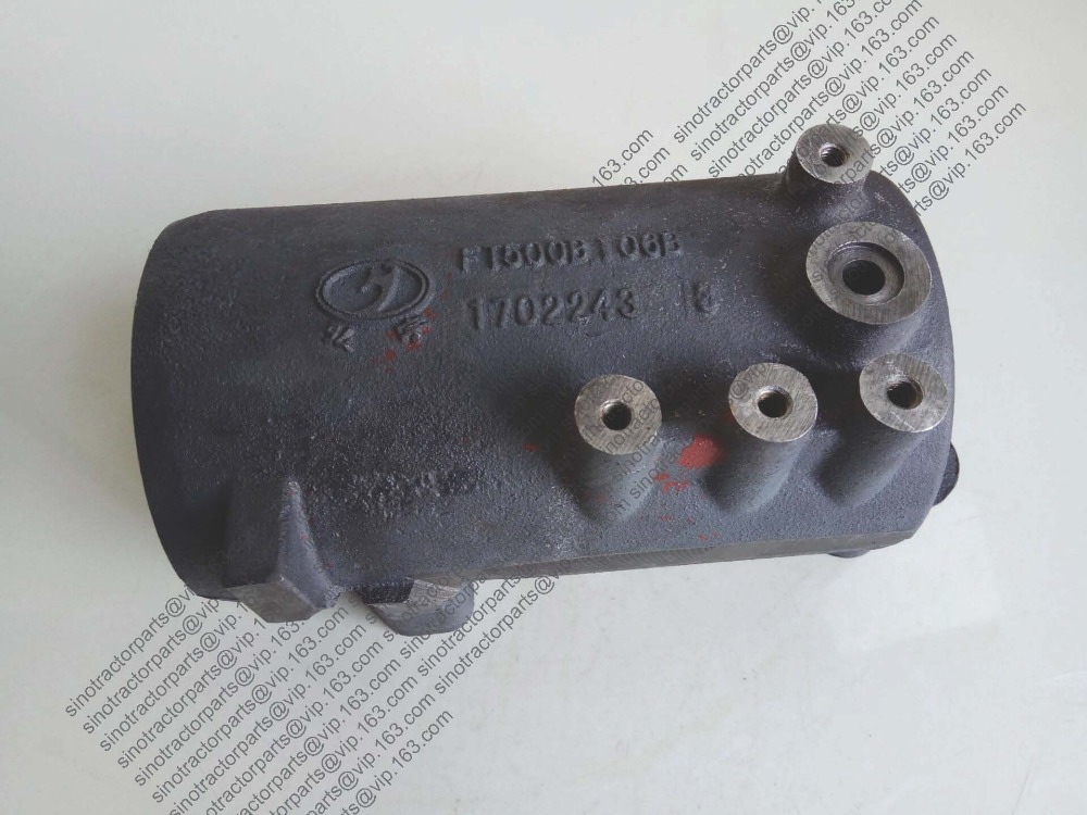 Фотография FT500B.55.015 A , the hydraulic cylinder with piston for FT TB50 series tractor