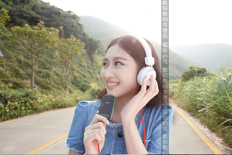 RUIZU X06 Bluetooth MP3 Player 4GB 100 Hours Lossless Sports MP3 music Player 1.8 Inch Screen FM TF Ebook Video Record Earphone (12)