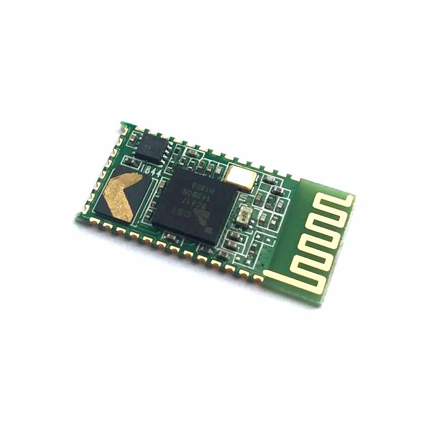 10 ピース/ロット hc 05 HC 05 RF ワイヤレス Bluetooth トランシーバモジュール RS232/TTL uart コンバータとアダプタ  グループ上の 家電製品 からの 交換部品 & アクセサリー の中 1