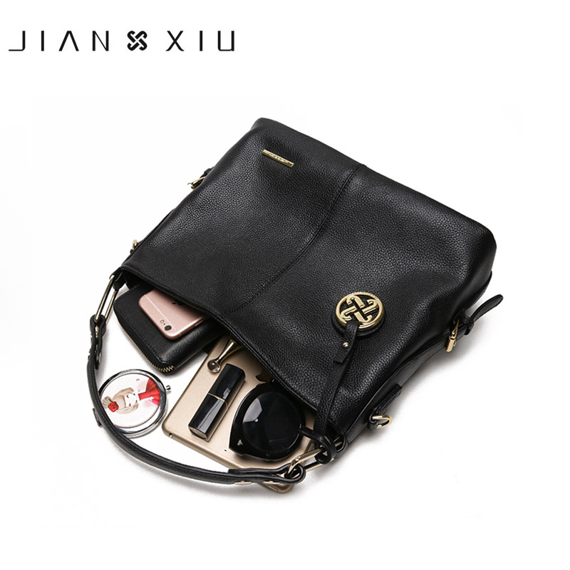 bolsa do couro genuíno bolsas Bolsa Feminina Popular Elements : Litchi Texture