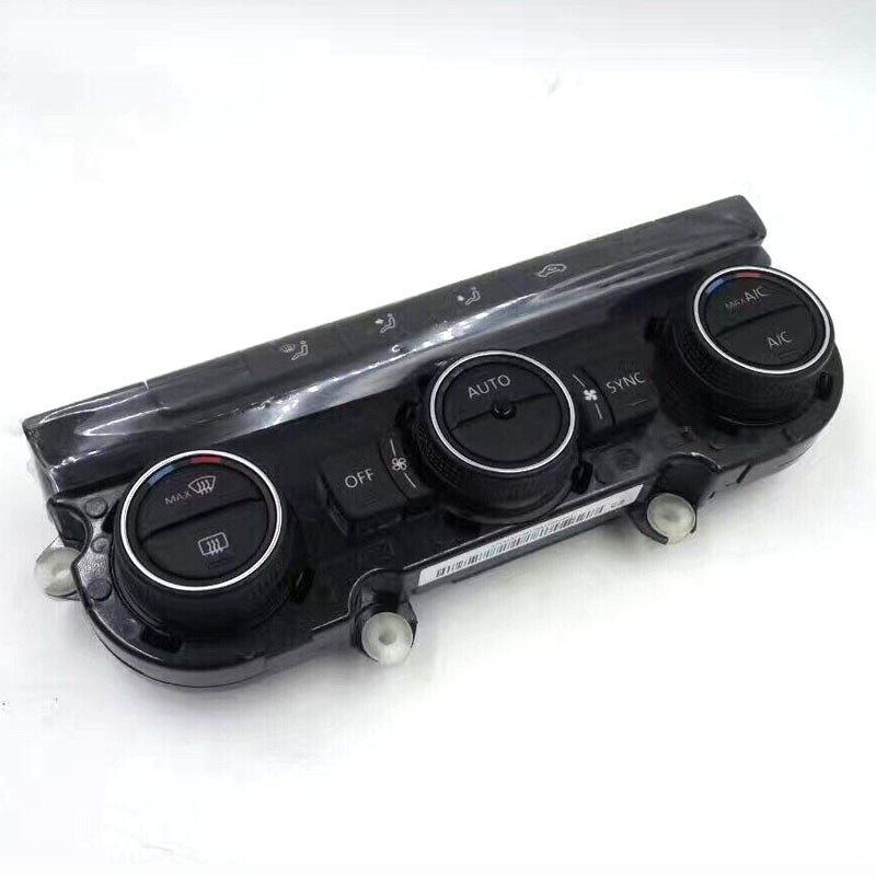 Automobiles & Motorcycles Auto Replacement Parts Dependable Automatic Air-conditioner Switch Air Conditioning Climate Control Climatronic Panel Switch 3ad907044ab Online Discount