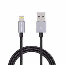 BlitzWolf 3 33ft 1m MFI Certified Braided Charger USB Data Cable For iPhone 6 6S 6
