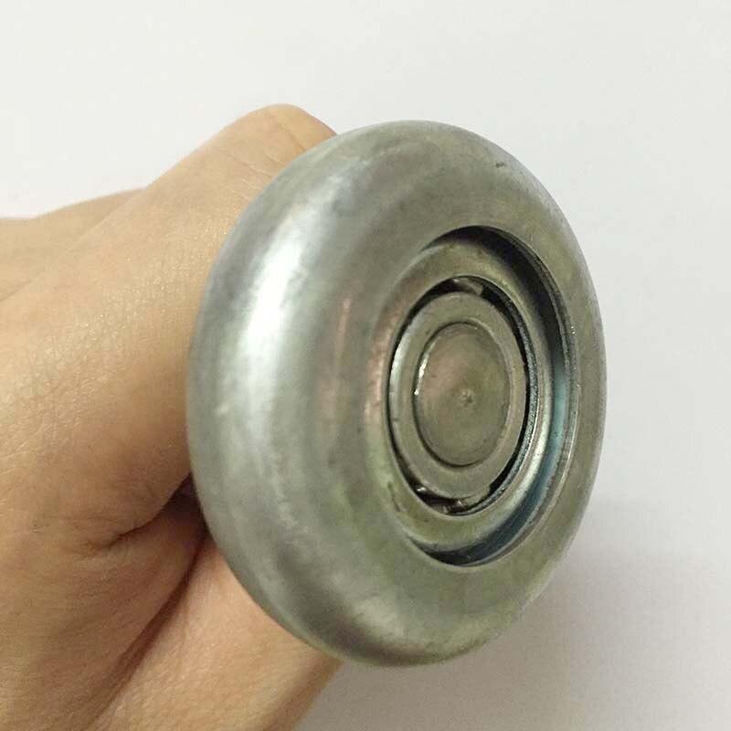Wholesale & Retail Garage doors parts garage door iron rollers wheels pulleys nylon pulley wheels garage door accessories