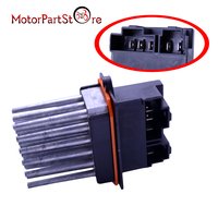 Heater Blower Motor Resistor Module NEW for Chrysler Dodge Jeep w/ Climate Control Use OE NO. 5179985AA 5061587AA D10