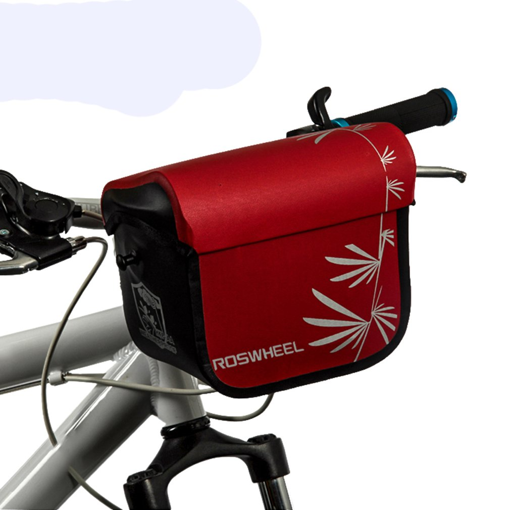 Étanche sac de vélo Vélo de Grande Capacité Guidon Avant Tube sacoche d'appareil photo sac à dos épaule Accessoires De Vélo Route sac de vélo