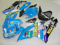 Motorcycle Part For Suzuki GSXR 1000 K5 2005 2006 Bodywork Injection ABS Fairing Kits GSXR1000 K5 05 06 Rizla+ Blue Black