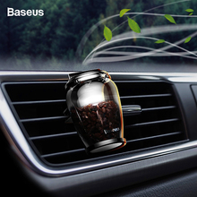 Baseus Car Air Freshener Auto Outlet Perfume Vent Clip Aromatherapy In The Zeolite Fragrance Diffuser Solid