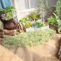 Decoración de la flor 60 cm Artificial Fake Cadena Deja Vid Hiedra Plantas Guirnalda Colgante