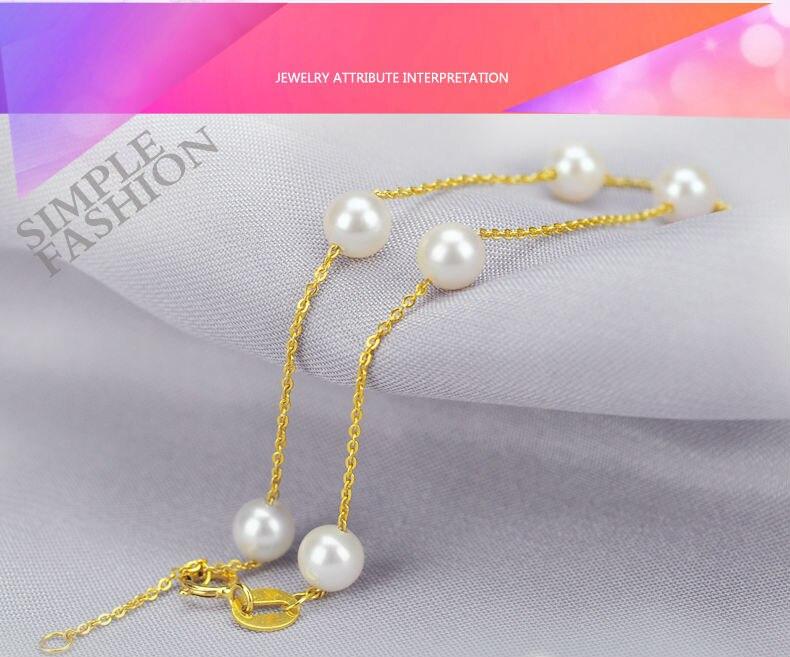 gold akoya pearl bracelet jewelry 22