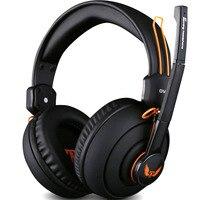 High Quality Earphones Headphones Gaming Headset Headphone Microphone Gamer Studio Bass Noise Isolating Brand Dj 3