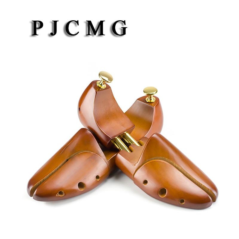 Dos forma madera zapato Camilla zapato árbol/shaper para hombre y mujer Marrón madera de haya R0Swov