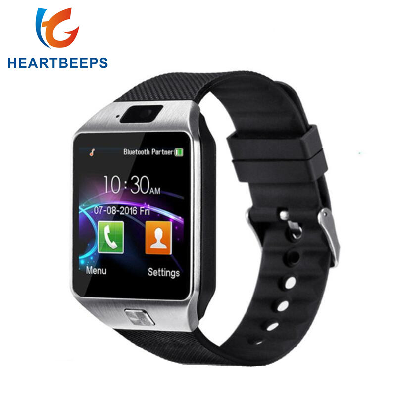 US $7 99 20% OFF  Smart Watch DZ09 Digital Wrist with Men Bluetooth  Electronics SIM Card Sport Smartwatch For iPhone Samsung Android Phone-in  Smart